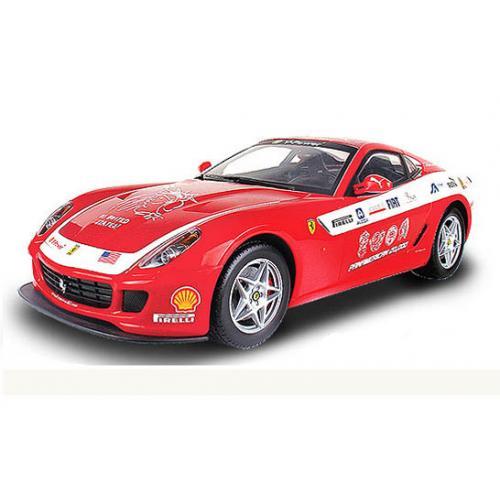 Радиоуправляемая машина MJX Ferrari 599 GTB Fiorano 8207A 1:10 (свет, 45 см, аккум.)